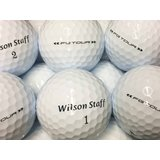 Wilson FG Tour weiss PremiumSelection Lakeballs