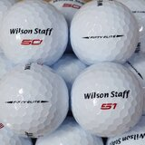 Wilson Fifty Elite Premium Selection weiss