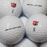 Wilson Staff TD Soft weiss Premium Selection Lakeballs
