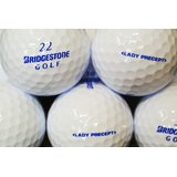 Bridgestone Lady Precept weiss AAAA / AAA Lakeballs