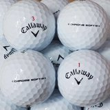 Callaway Chrome Soft X AAAA Lakeballs