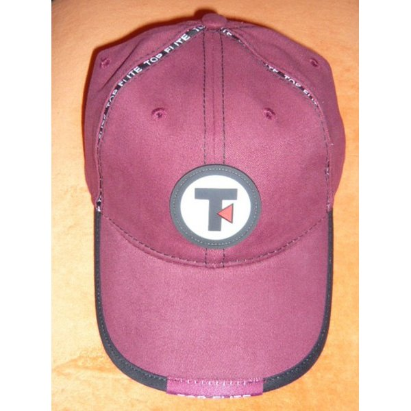 Top Flite Base Cap burgund one size